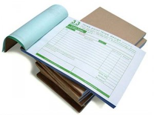 bill book printer in noida , bill book printer in meerut